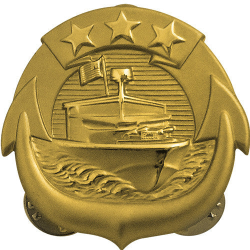 Navy Small Craft Insignia - Officer in Charge