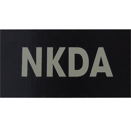 NKDA  - No Known Drug Allergies Infrared Patch