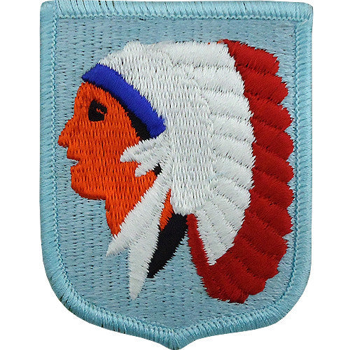 Oklahoma National Guard Class A Patch