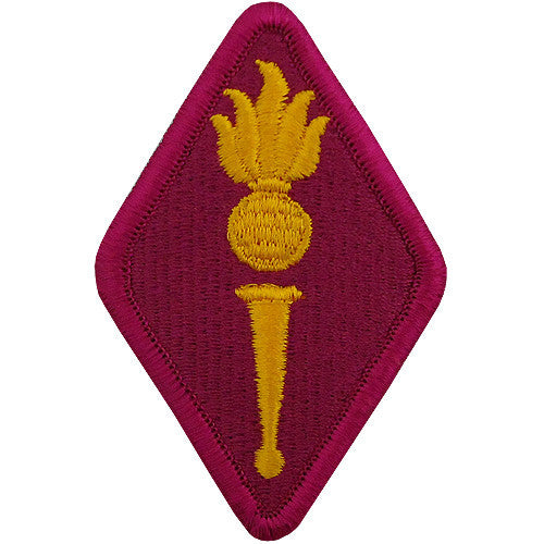 Ordnance Training School Class A Patch