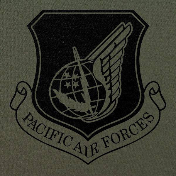 Pacific Air Forces Subdued Patch T-Shirt