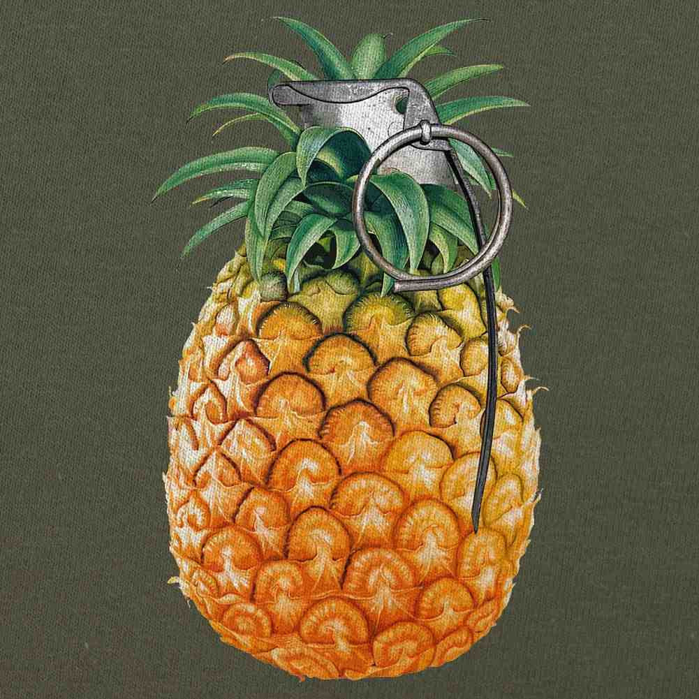 Pineapple Grenade T-Shirt - Swatch