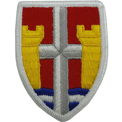 Puerto Rico Guard Class A Patch