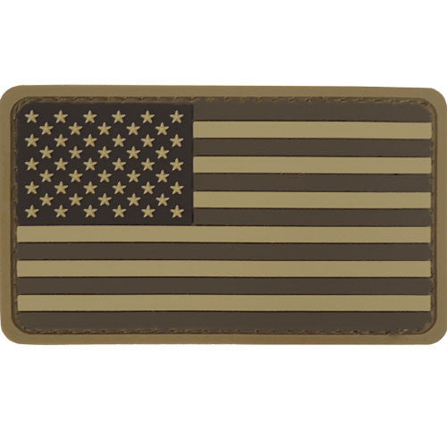 U.S. Flag PVC ACU Patch