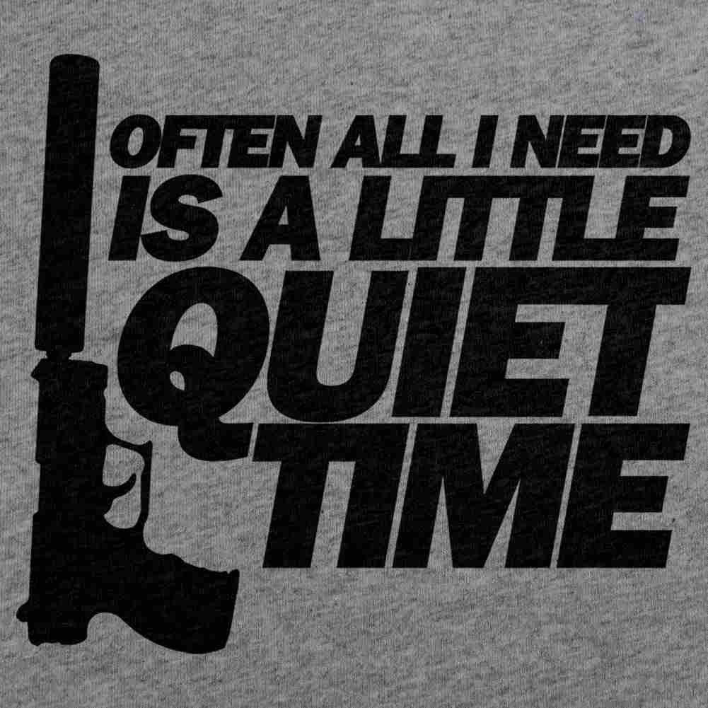 Quiet Time T-Shirt - Swatch