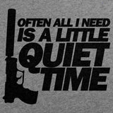 Quiet Time T-Shirt