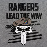 Rangers Lead the Way Skull T-Shirt