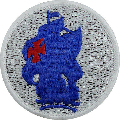 School of the Americas Class A Patch