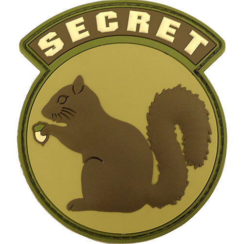 Secret Squirrel PVC MultiCam (OCP) Patch