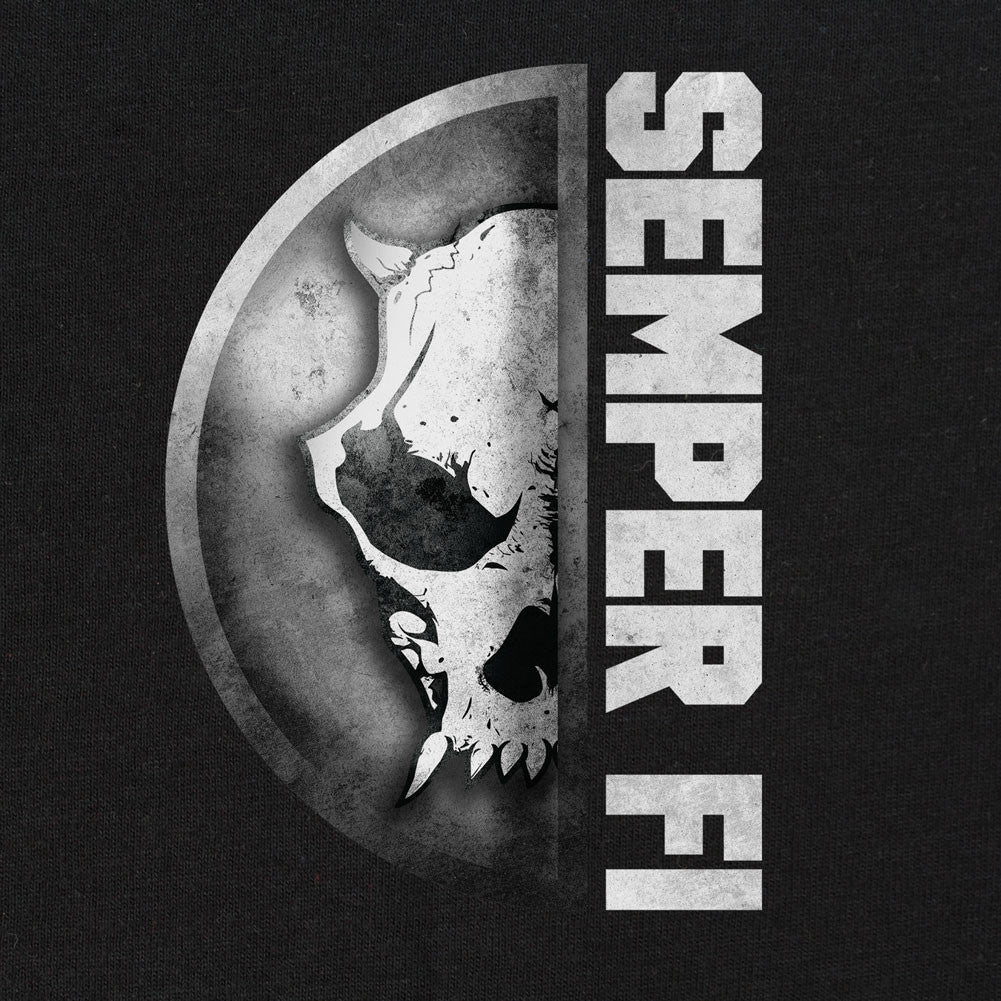 Devil Dog Semper Fi T-Shirt