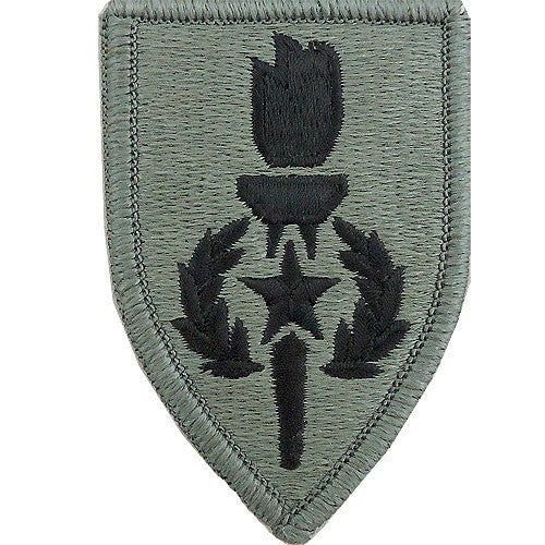 Sergeant Major (SGM) Academy ACU Patch
