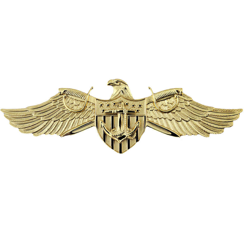 Navy Strategic Sealift Warfare Badge - Officer