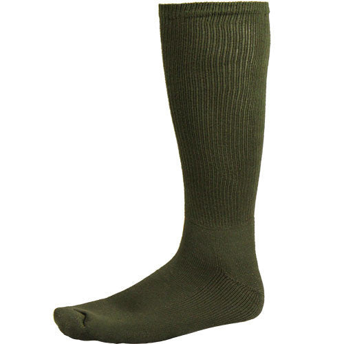 U.S. Army ACU O.D. Cushion Sole Socks - Medium Size