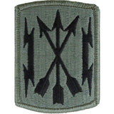 Soldier Media Center ACU Patch