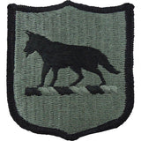 South Dakota National Guard ACU Patch