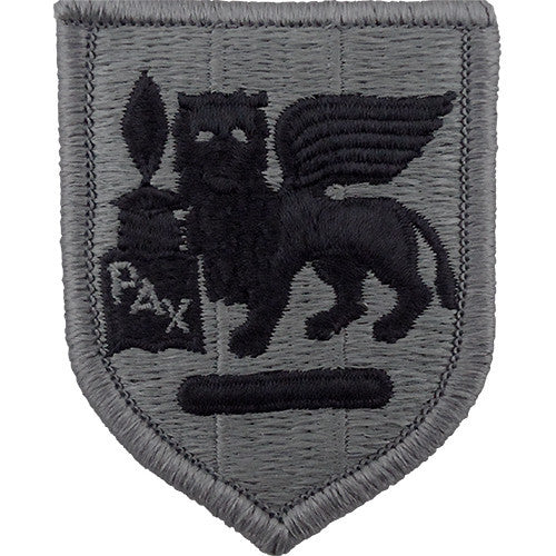 U.S. Army Africa (USARAF) ACU Patch