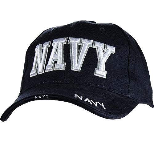 Navy Deluxe Navy Blue Low-Profile Cap