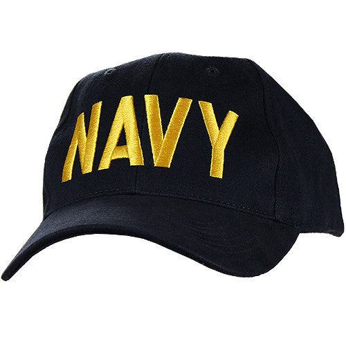 Navy Low-Profile Cap