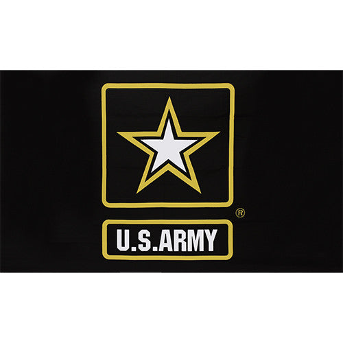 Army Star 3' x 5' Flag