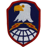 Space & Strategic Defense Command Class A Patch