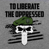 To Liberate the Oppressed T-Shirt