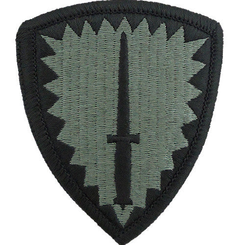Special Operations Command Europe ACU Patch
