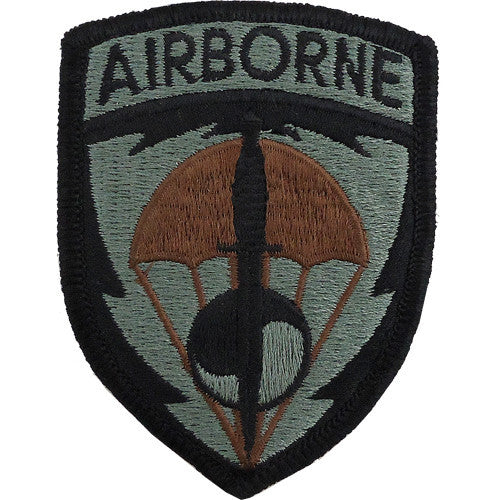 Special Operations Command Korea ACU Patch