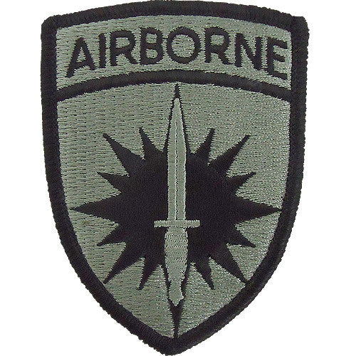 Special Operations Command Pacific ACU Patch