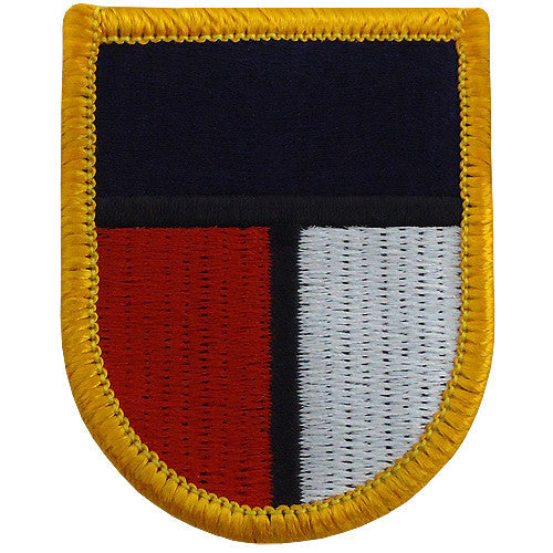 Special Operations Command Pacific Beret Flash