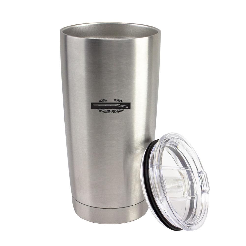 Army Badge Custom Stainless Steel 20oz Thermal Tumblers