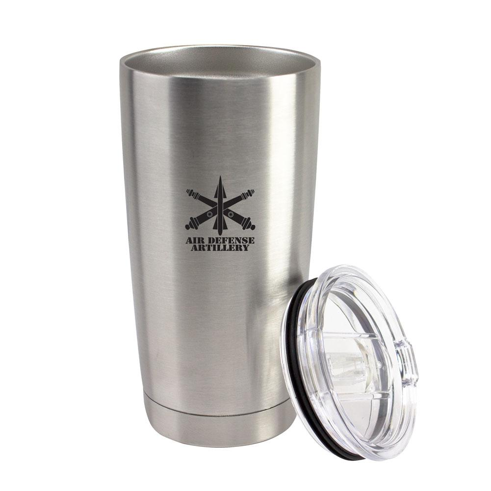 Army Branch Stainless Steel 20oz Thermal Tumblers