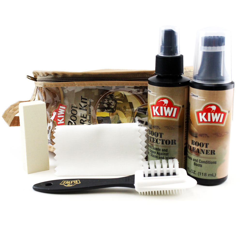 KIWI Desert Boot Care Kit