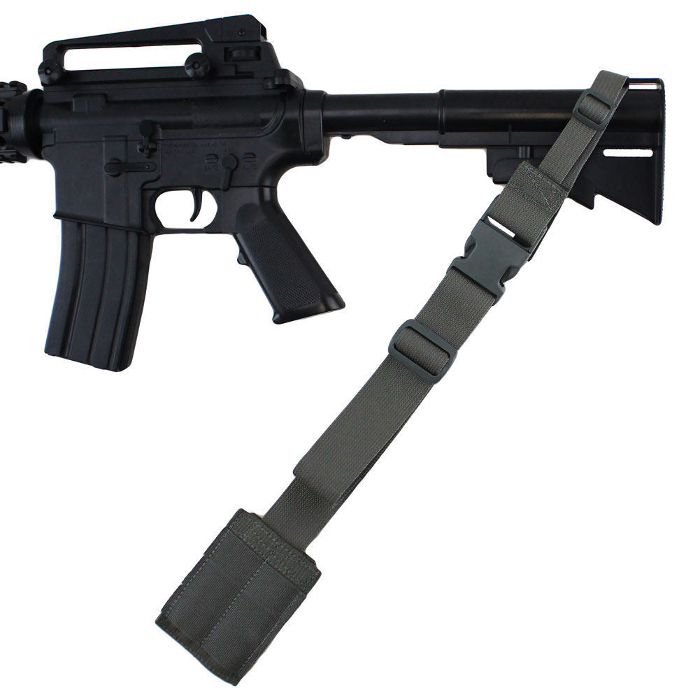 Tactical Tailor ACU QR Modular Sling - on gun