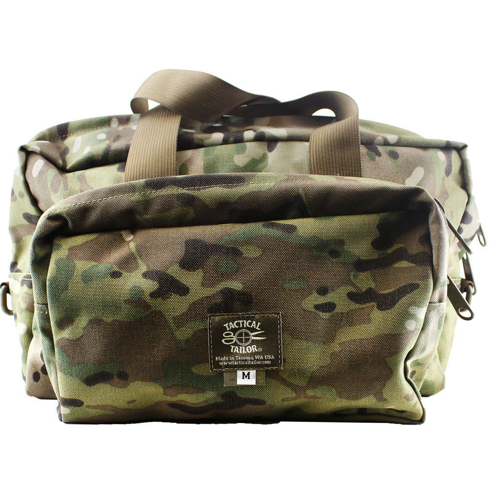 Tactical Tailor MultiCam (OCP) Multi-Purpose/Range Bag - front side