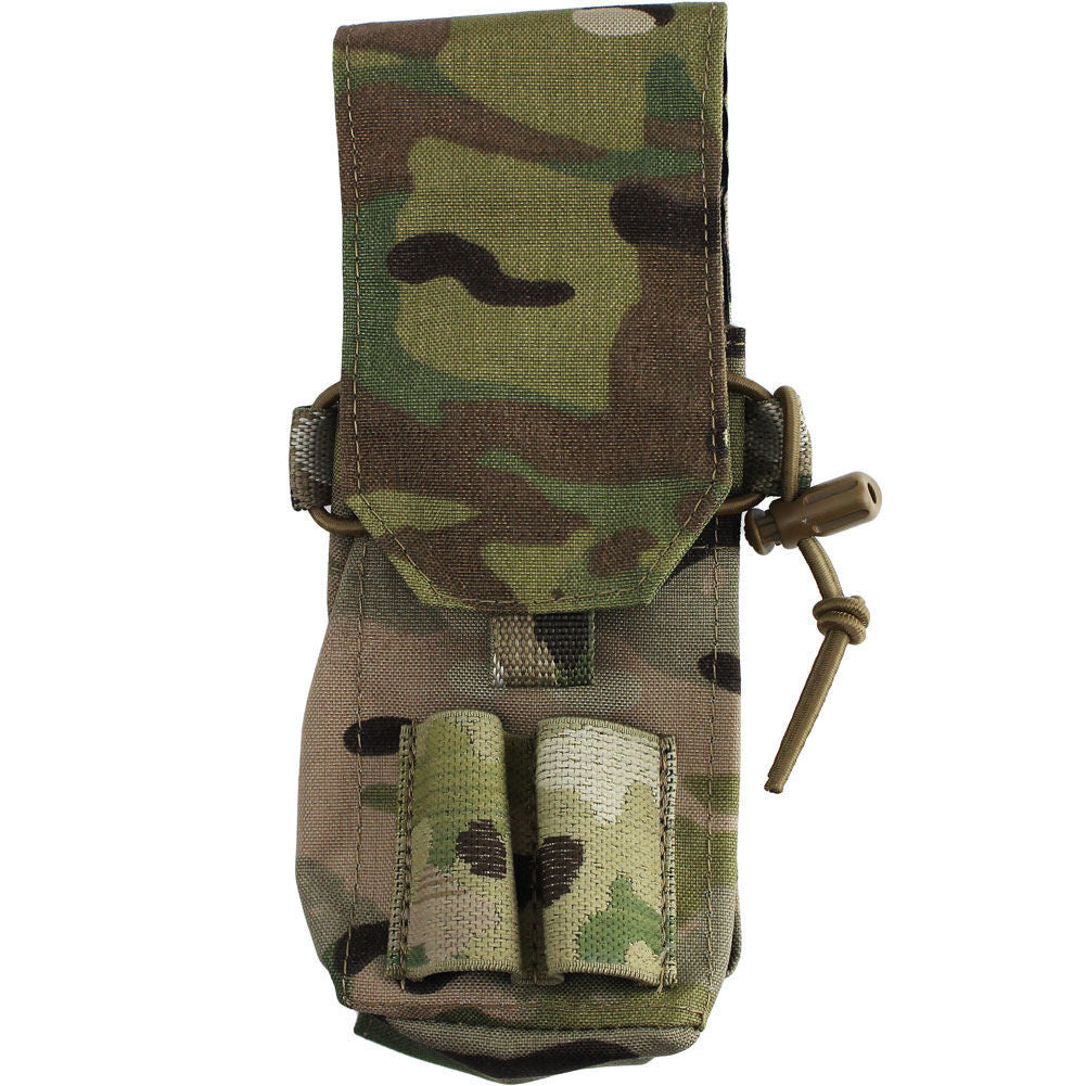 Fight Light 5.56 Double Magazine MultiCam - Front