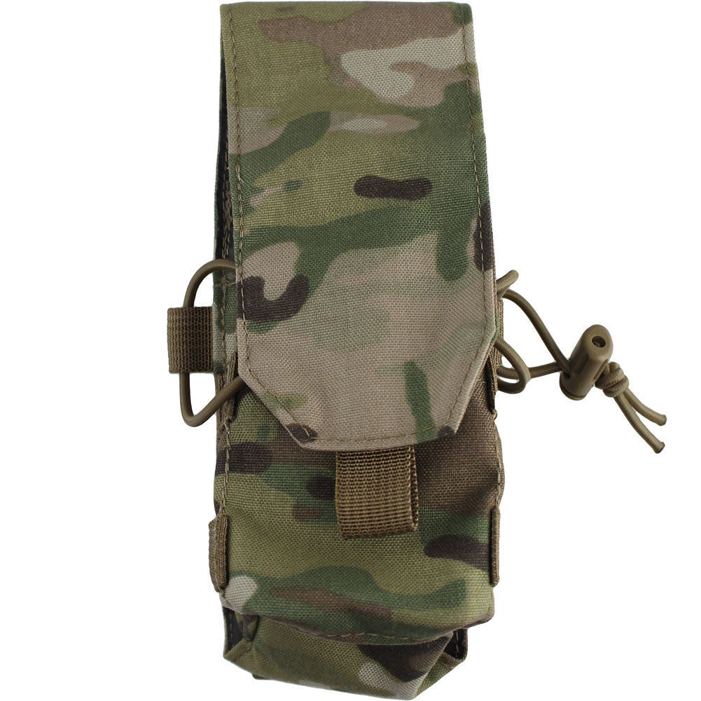 Fight Light MultiCam (OCP) Universal Mag Pouch - Front
