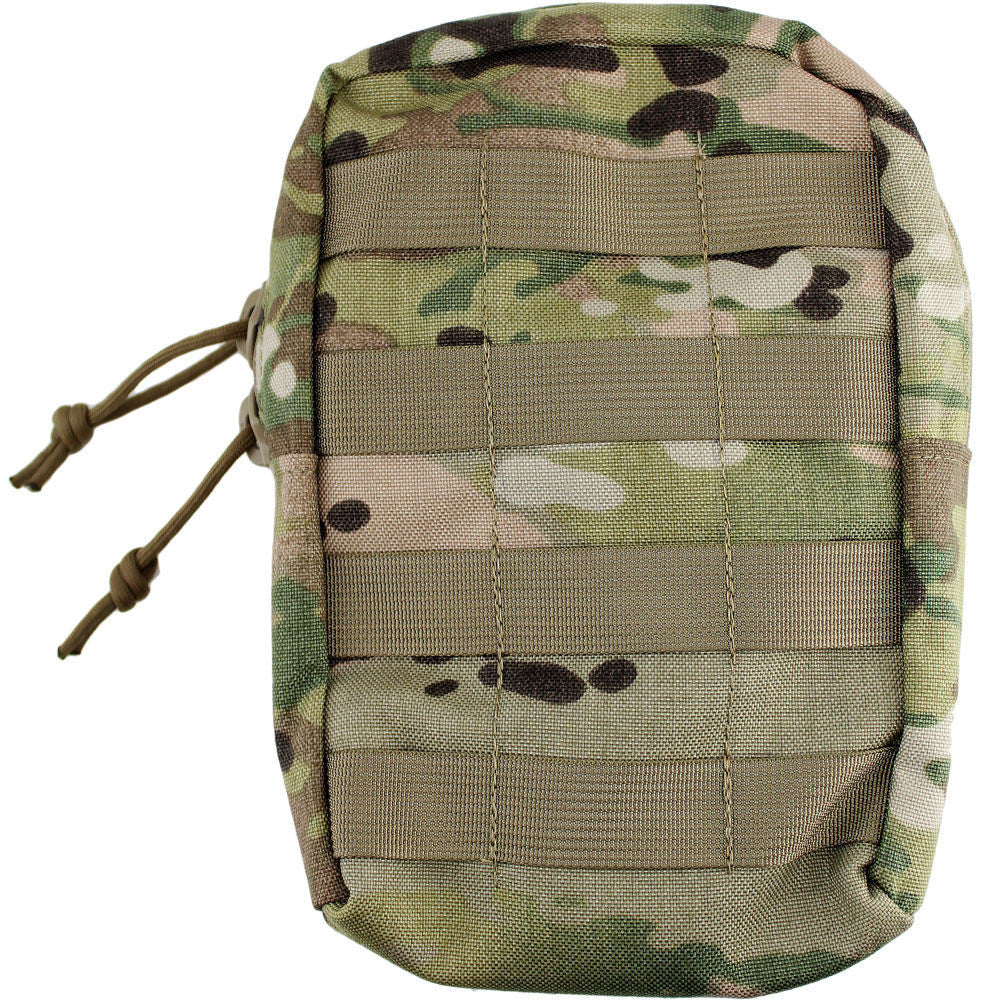 Tactical Tailor MultiCam Modular Zipper Utility Pouch