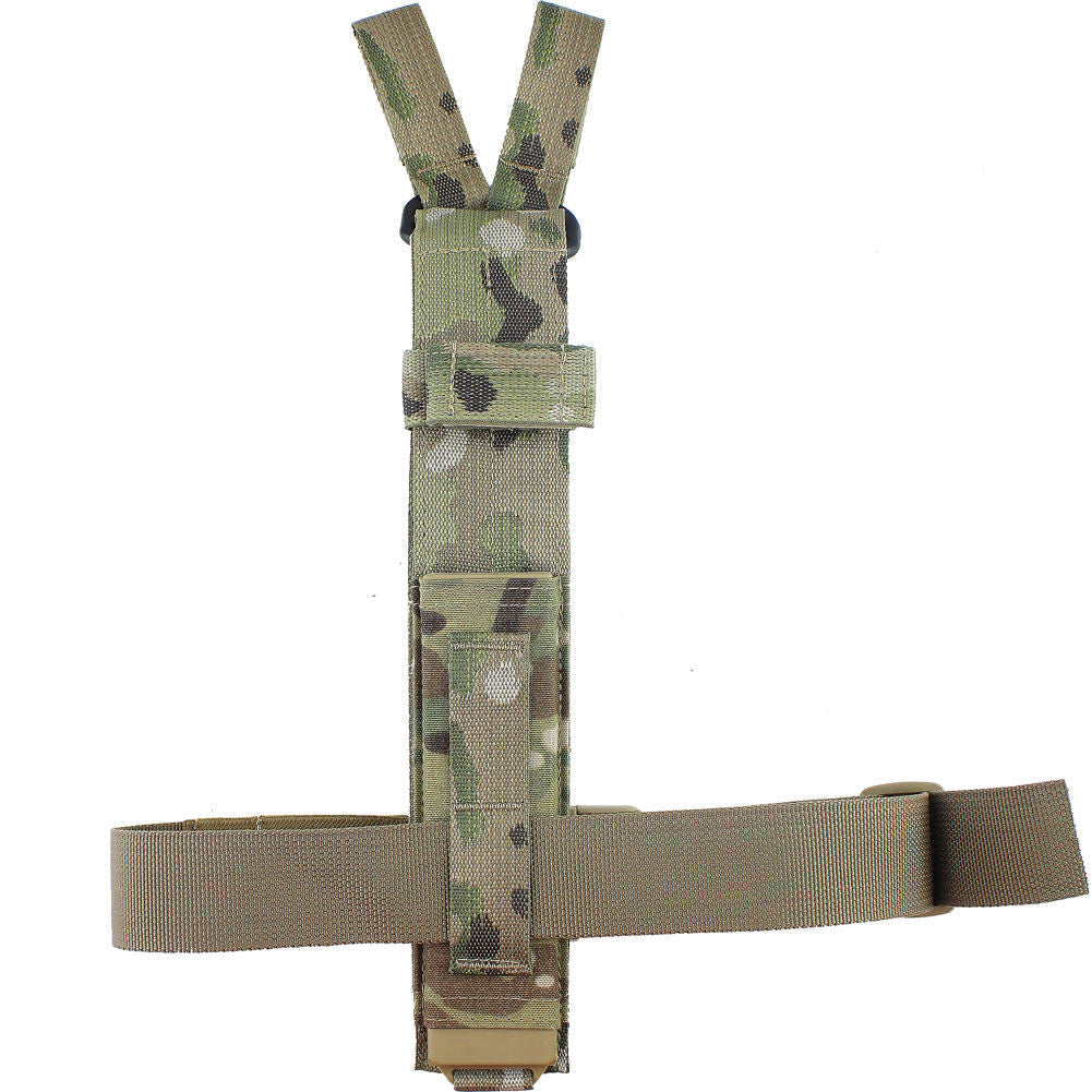 6-Inch Leg Rig Knife Sheath OCP