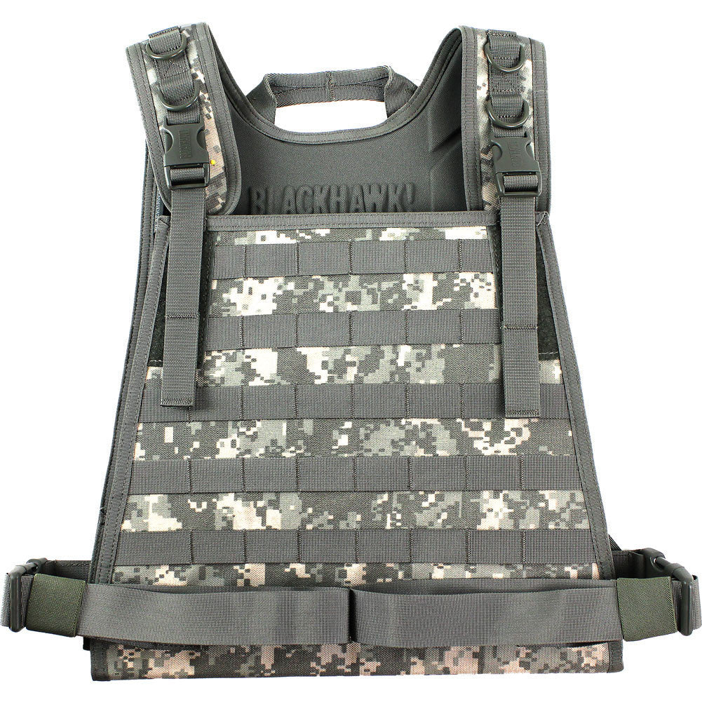 Blackhawk! ACU S.T.R.I.K.E. Plate Carrier Harness - Front