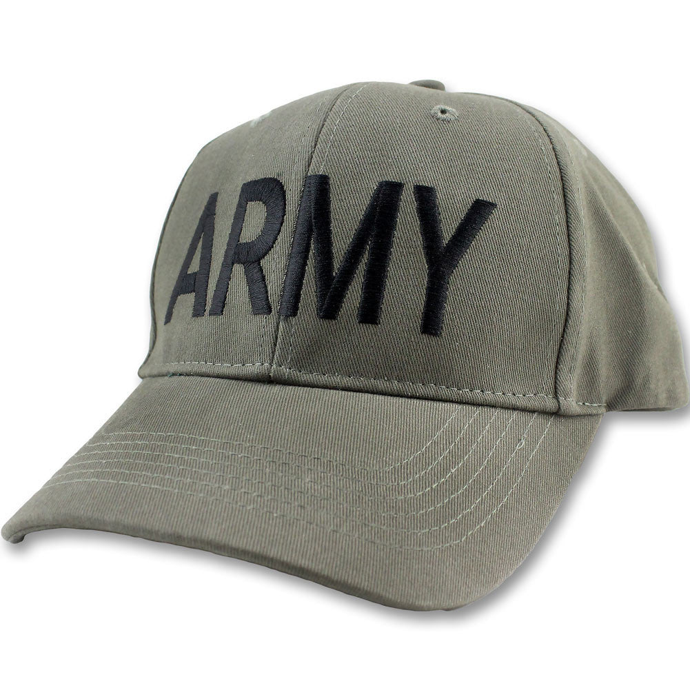 Army Low-Profile Cap