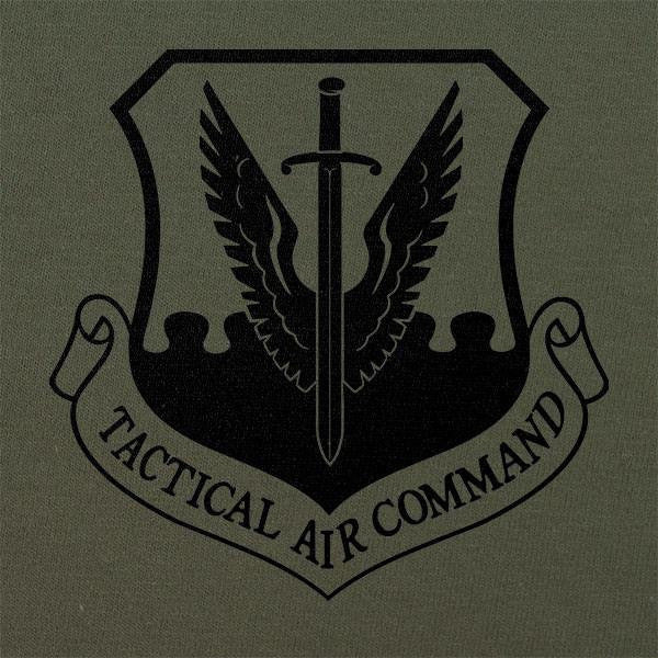 Tactical Air Command Air Force Patch T-Shirt