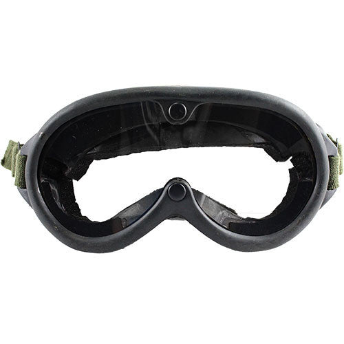 Tactical Ballistic Sun, Wind, and Dust Goggles
