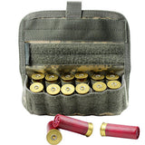Blackhawk! S.T.R.I.K.E. Tactical Shotgun 12 Round Ammo Pouch with Speed Clips