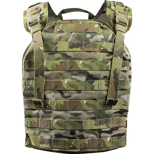 Blackhawk! S.T.R.I.K.E. MultiCam (OCP) Lightweight Plate Carrier Harness - Back