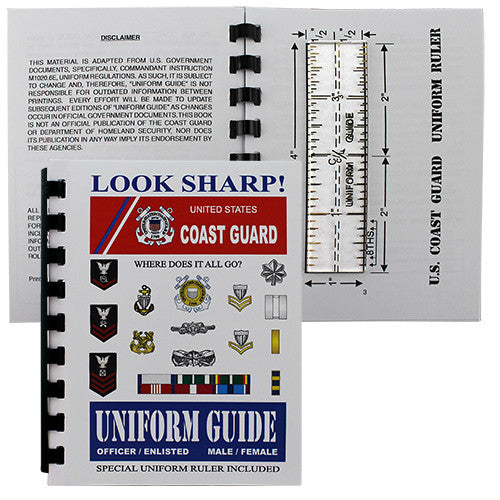 Coast Guard Uniform Guide