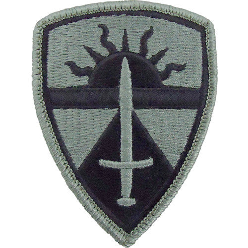 Test and Evaluation Command ACU Patch
