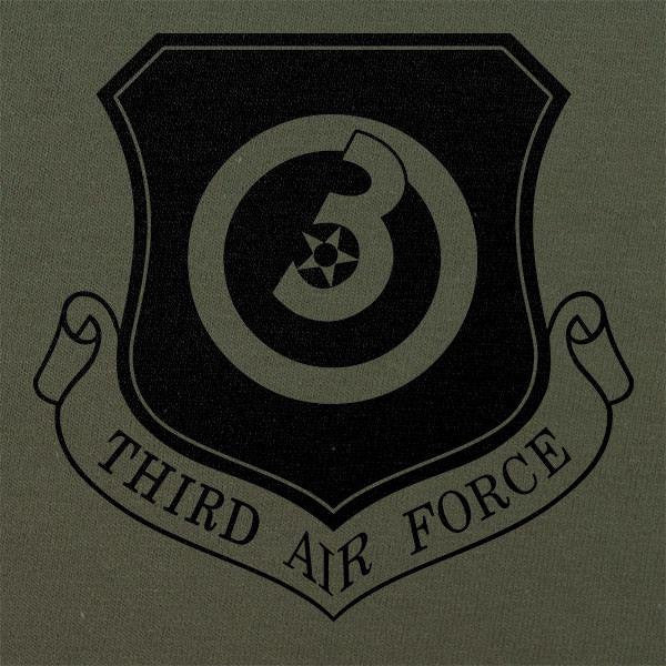 Third Air Force Subdued Patch T-Shirt