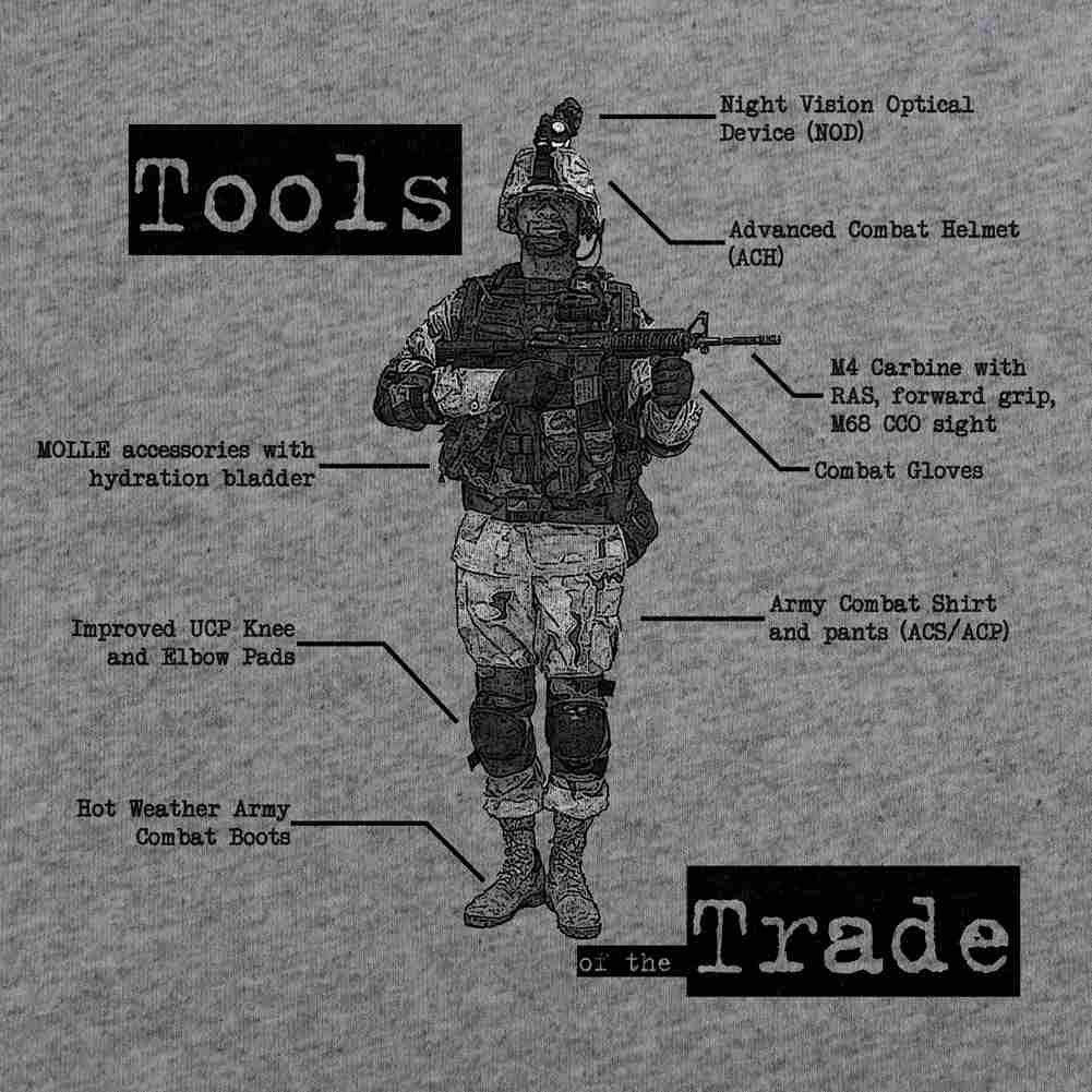 Tools of the Trade T-Shirt - Swatch