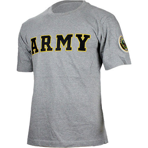 U.S. Army Applique Text T-Shirt - Size Medium
