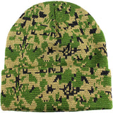 Woodland Digital Beanie